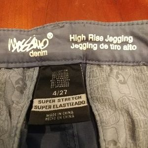 Mossimo Supply Co. Jeans - Mossimo High Rise Jegging